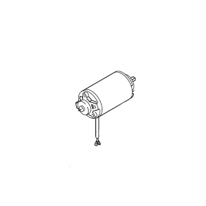 Электродвигатель (мотор нагнетателя) 24В TE 320
