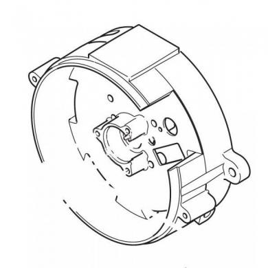 Корпус вентилятора (нагнетателя) TE 230,320