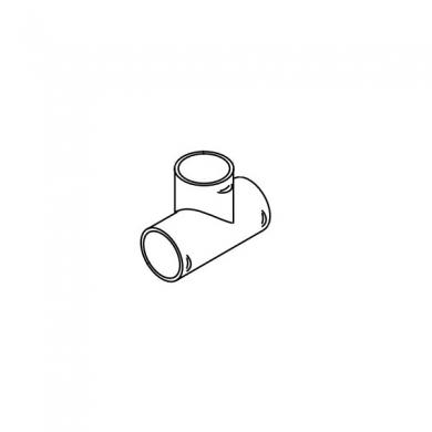 Тройник 90/90/90 мм (нерегул.) T