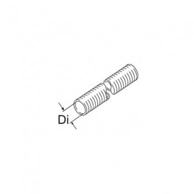 Гибкая труба 90 мм