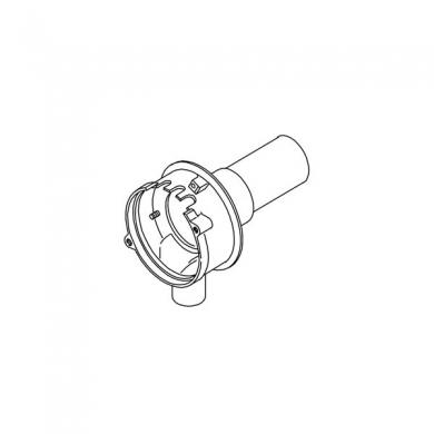 Головка горелки (жаровая труба)