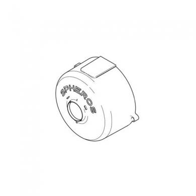 Корпус горелки (крышка пластик) TE 230/320