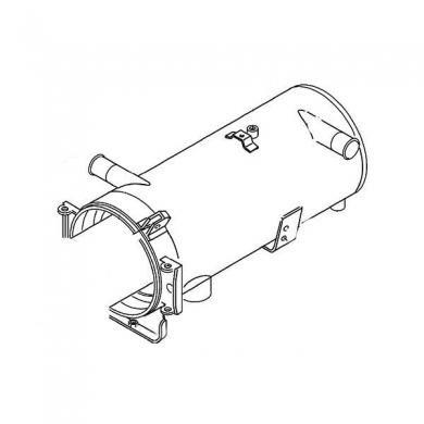 Теплообменник DBW 160.10 TRS